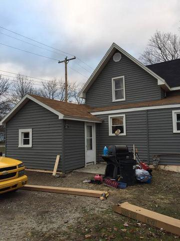 Siding Installation in Green Springs, OH - After Photo