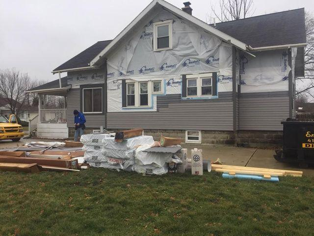 Siding Replacement in Salem, MI