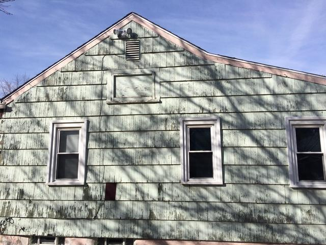 Siding Installation in Toledo, OH - Before Photo