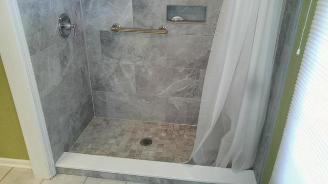 Bathroom Remodeling in Maumee, OH - After Photo