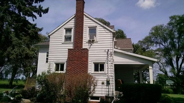 Wonderful Siding Replacement in Genoa, Ohio - Before Photo