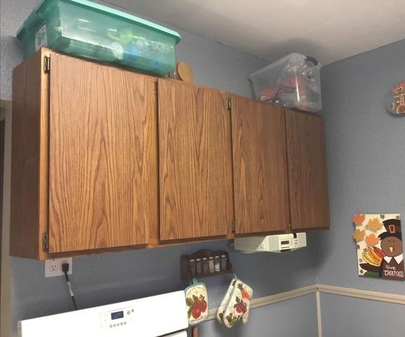 Kitchen Remodel in Toledo, OH - Before Photo
