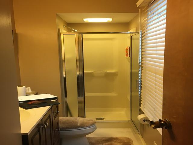 Bathroom Remodel- Toledo OH Walk-in Shower Update