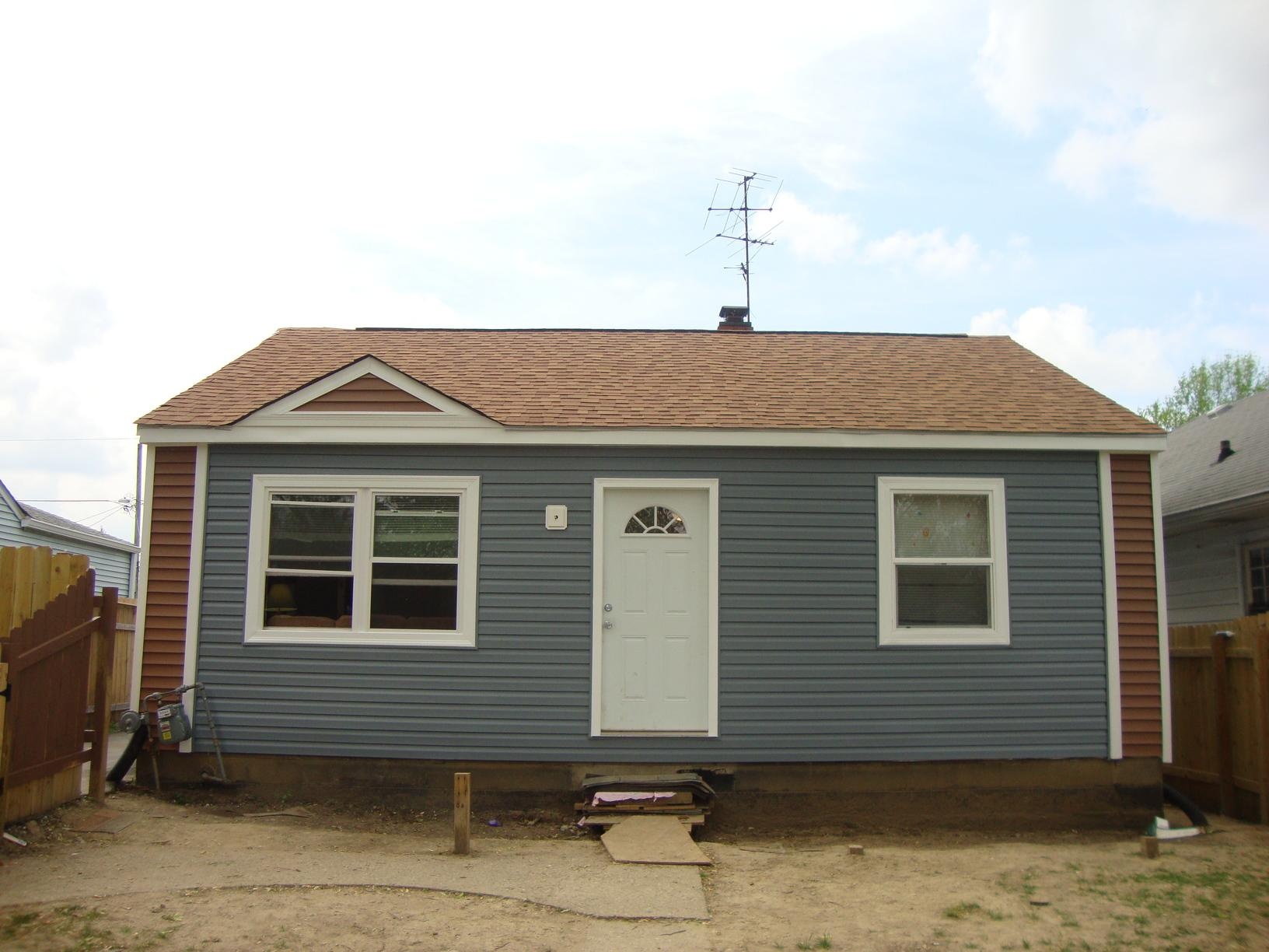 Siding Installation in Indianapolis, IN - After Photo