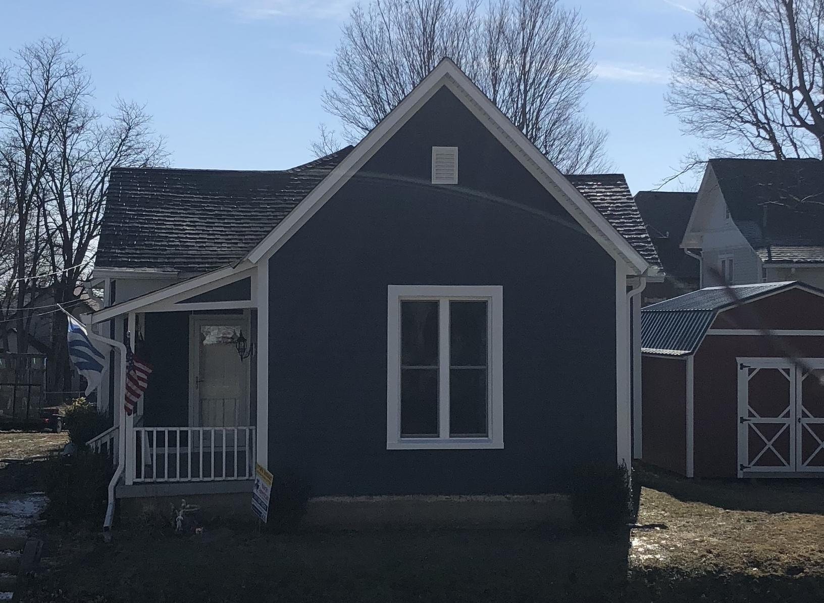 James Hardie Project in Brazil, Indiana - After Photo