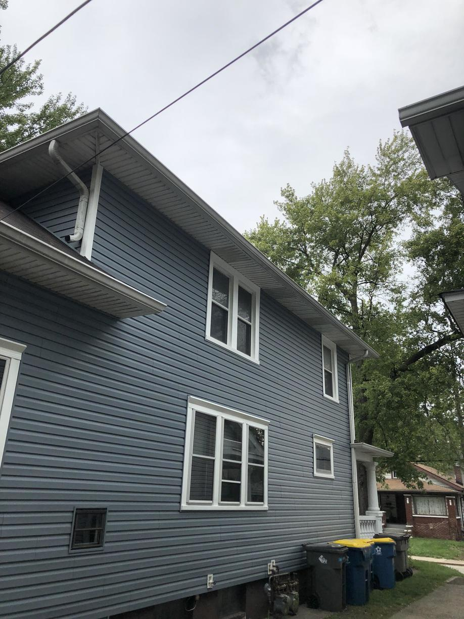 New Vinyl Siding Replacement in Indianapolis, IN - After Photo