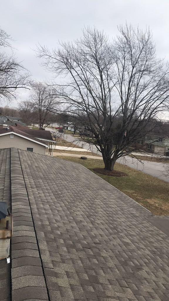 Roof Replacement in Lafayette, IN - After Photo