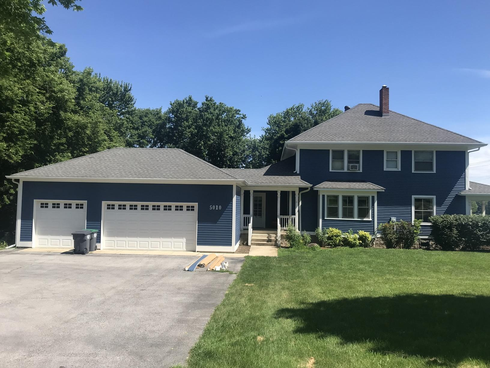 Siding Replacement Project in Greenwood, IN - After Photo