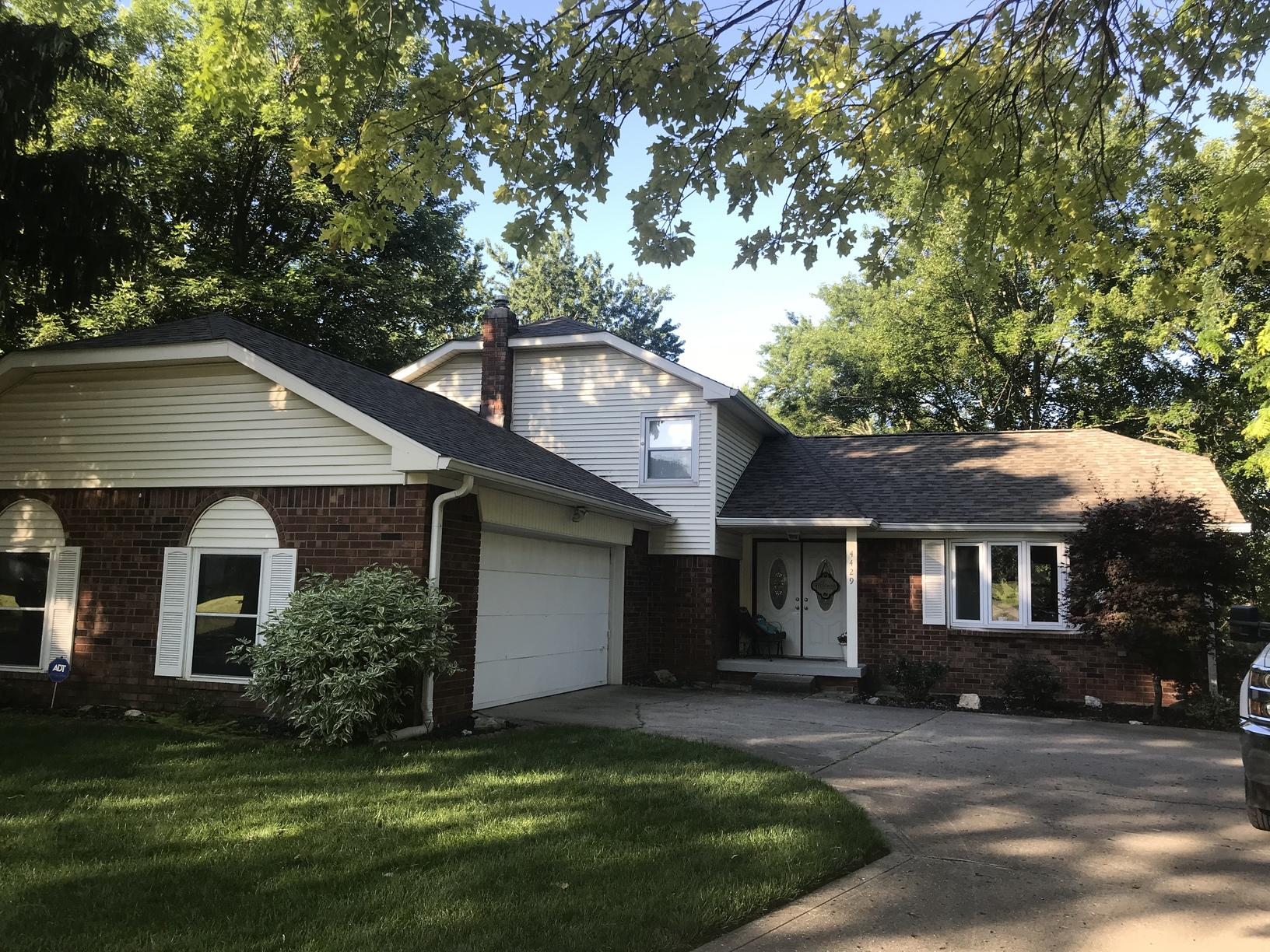 Roof Replacement in Greenwood, IN - After Photo
