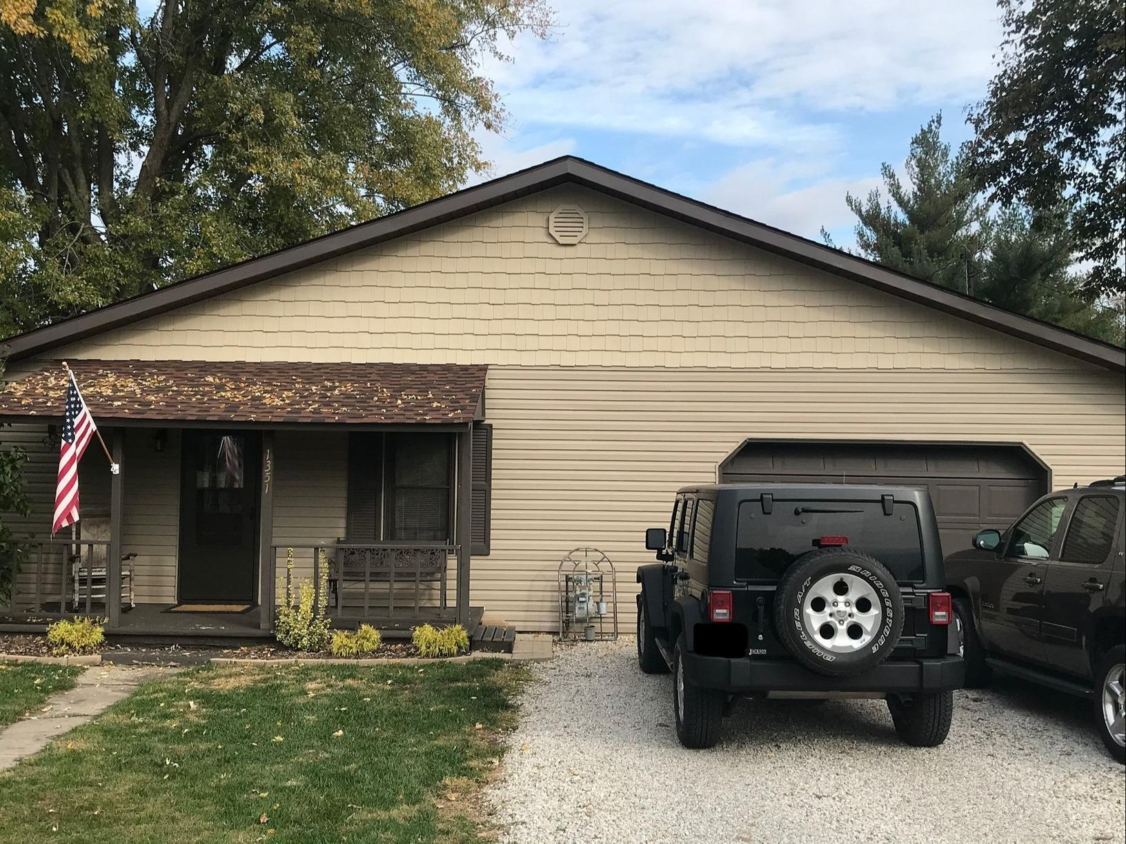 Full Roof & Siding Replacement - After Photo
