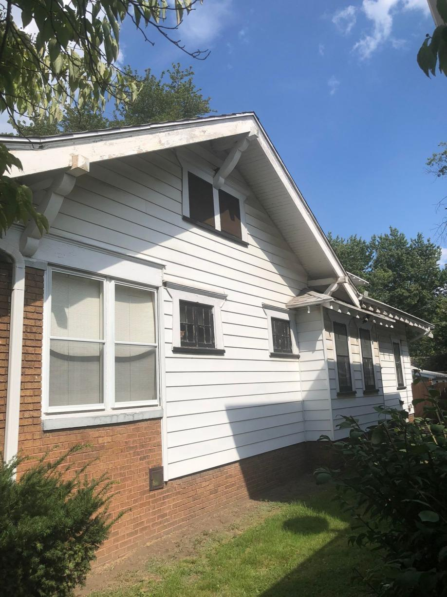 Major Transformation with Siding Replacement in Terre Haute - After Photo