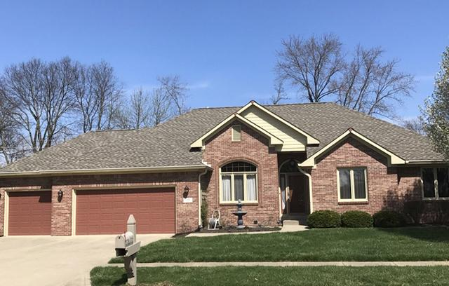 Roofing Replacement after Hail Damage in Greenwood, IN