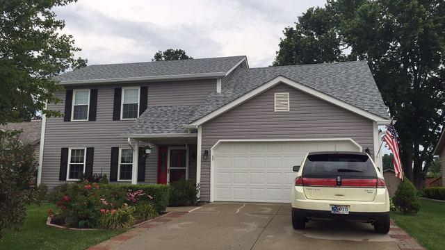Siding Project in Lebanon, IN