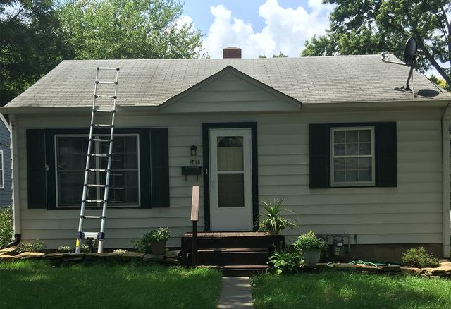 Indianapolis Siding & Gutter Installation