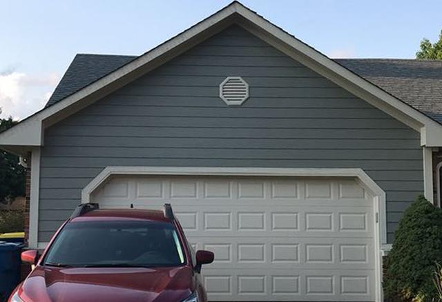 James Hardie Siding Replacement in Indianapolis, IN