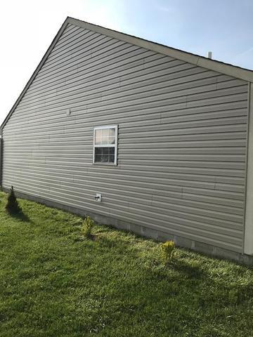 Siding Replacement for Blown Off Siding in Shelbyville, IN