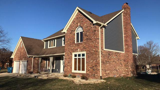 James Hardie Siding Installation in Indianapolis, IN