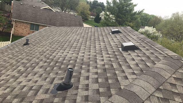 Wind Damage Warrants Roof Replacement in Carmel, IN