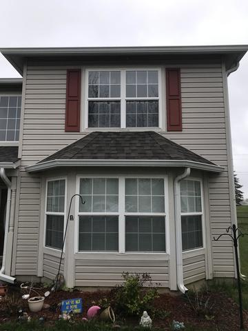 Full Siding Replacement in Indianapolis, IN - Before Photo