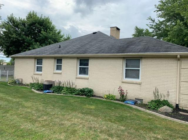 Roof Replacement in Anderson, IN - Before Photo