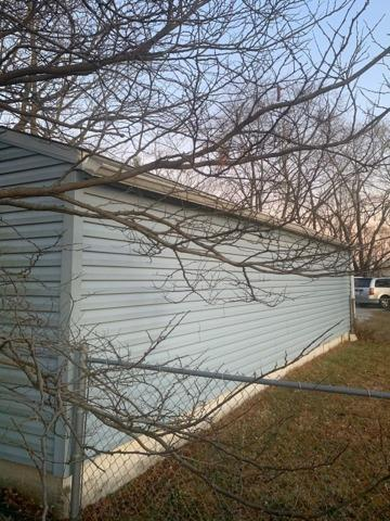 Gutter Repair in Indianapolis,IN - Before Photo