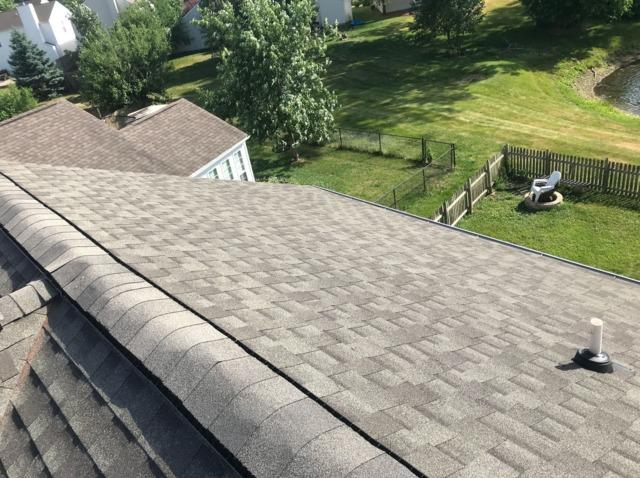 Wind Damaged Shingle Roof Replaced Thru Insurance in Indianapolis