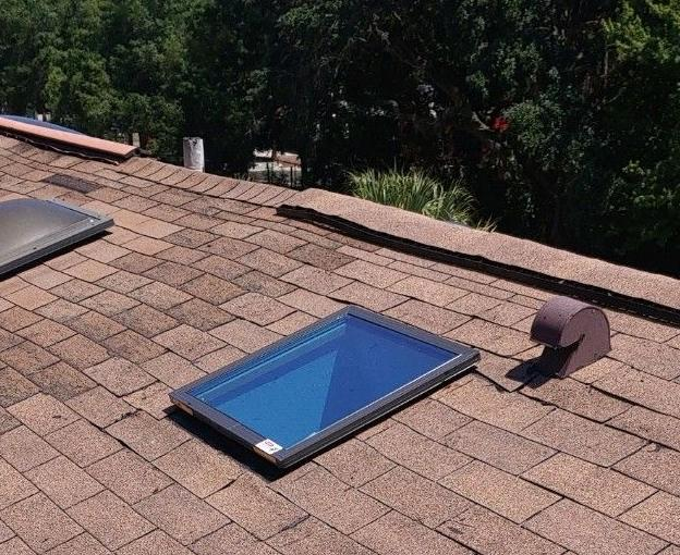 Skylight Replacement - After Photo