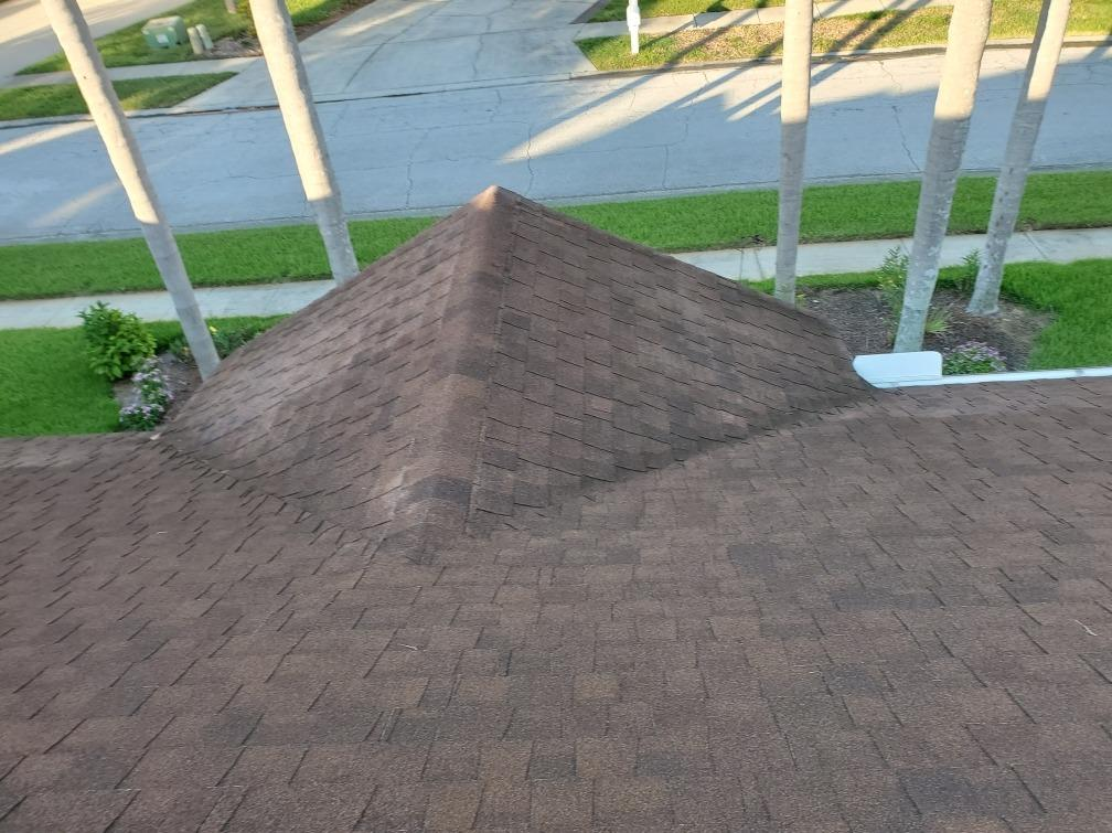 Shingle Roof Replacement- Largo - Before Photo