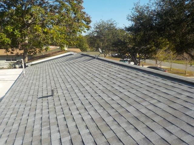 Shingle Roof Replacement in St. Petersburg, FL
