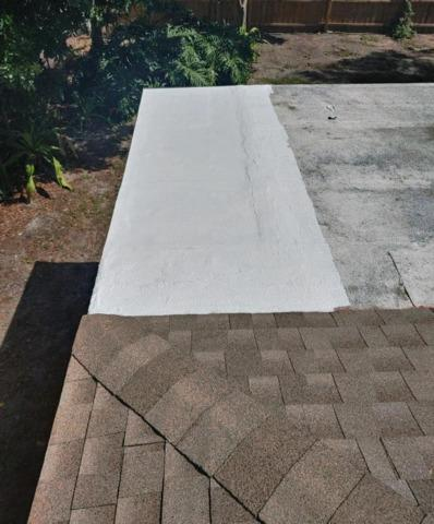 Flat Roof Repair Seminole, FL - After Photo