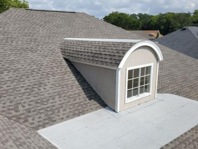 Shingle Roof Replacement Palm Harbor - After Photo