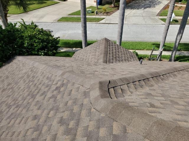 Shingle Roof Replacement- Largo - After Photo