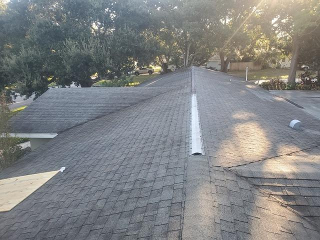 Shingle & Flat Roof Replacement- Clearwater, FL - Before Photo