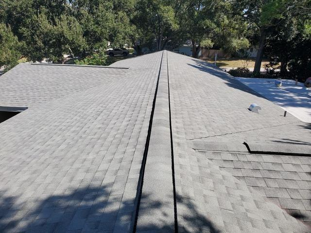 Shingle & Flat Roof Replacement- Clearwater, FL - After Photo