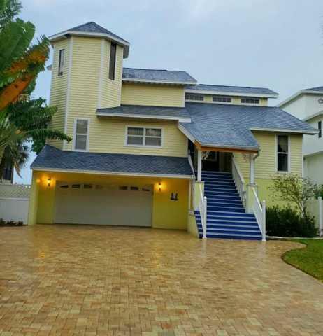 Tierra Verde Water Front Home