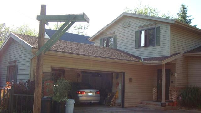 Roof Replacement in Sheffield Lake, OH - Before Photo