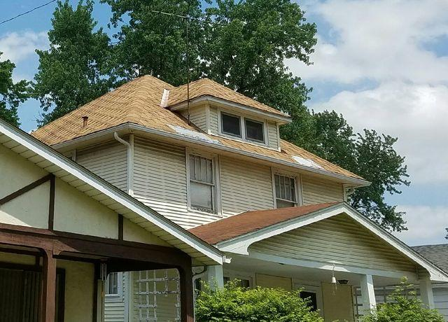 Elyria Shingle Roof Replacement - Before Photo