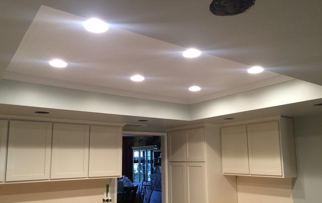 Ceiling Remodel in Bakersfield, California
