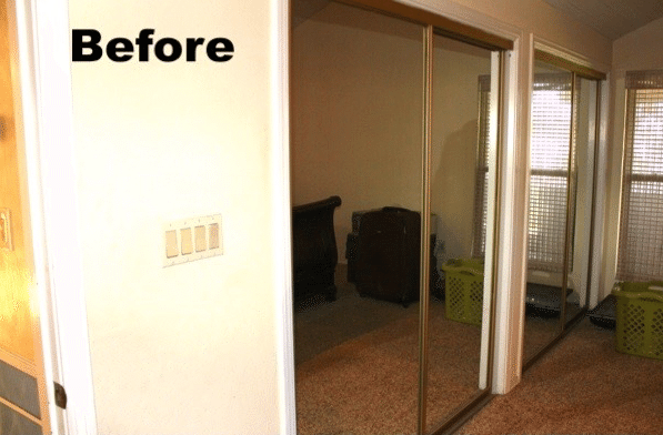 Closet Remodel in Bakersfield, CA