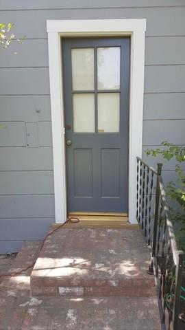 Single Legacy Door Screen Install in Bakersfield, CA
