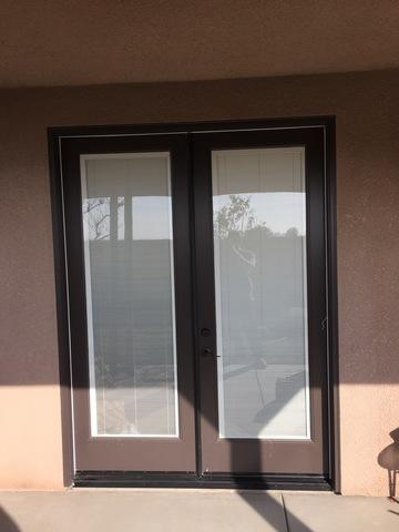 Before and After Installation of Phantom Screens in Tulare