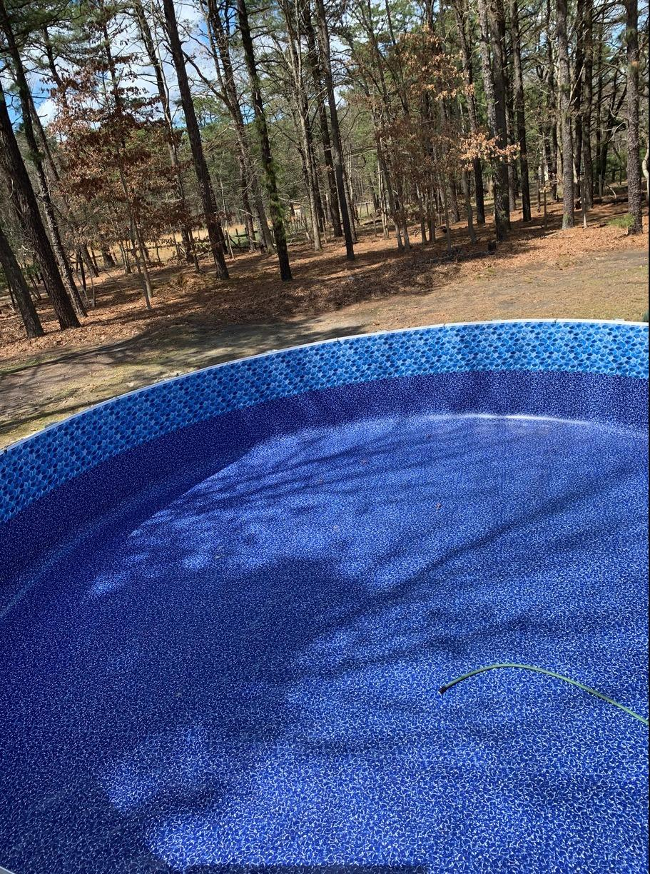 Pool Liner Change in Jackson, NJ - After Photo