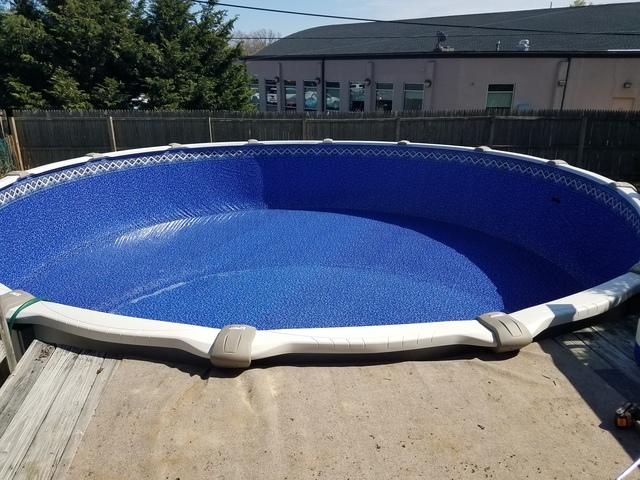 Above  Ground Pool Take Down and Re-Installation in Neptune, NJ