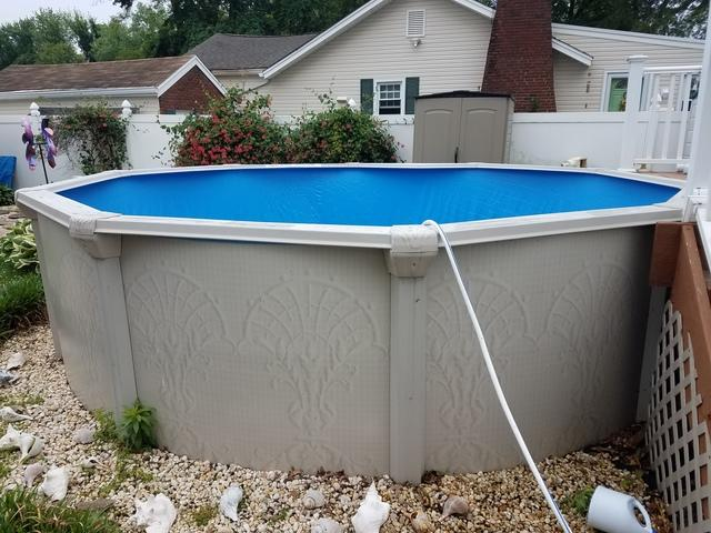 Liner Replacement for Above Ground Pool in Belford, NJ
