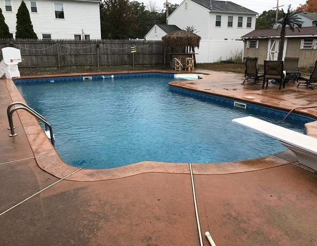Professional Pool Opening in Brick, NJ