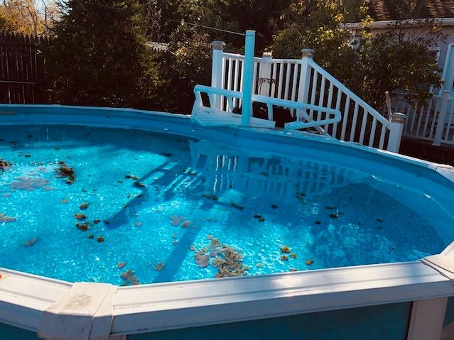 Above Ground Pool Take Down Re-Installation in Asbury Park, NJ