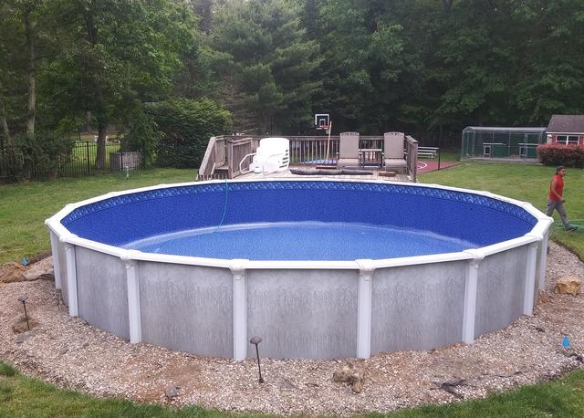 Liner Replacement in Jackson, NJ