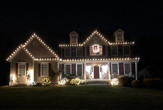 Professional Christmas Lighting in New Egypt, NJ
