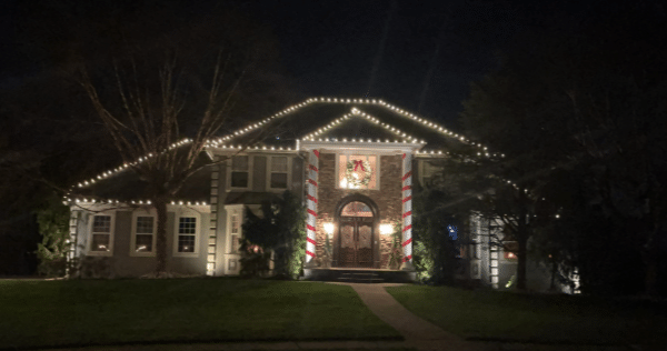 Professional Holiday Decorating in Manasquan, NJ