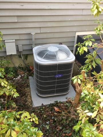 AC Replacement in Cohasset, MA